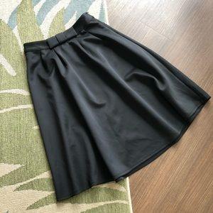 Catherine Malandrino Black A-line Skirt - Size 2